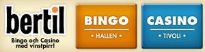 Hämta din Bertil bingo bonus